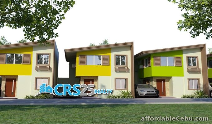 1st picture of 2 storey side attached 3 bedrooms house for sale in talisay For Sale in Cebu, Philippines