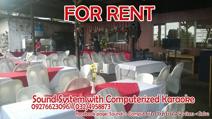 1st picture of Sounds System For Rent Lapu-Lapu City For Rent in Cebu, Philippines