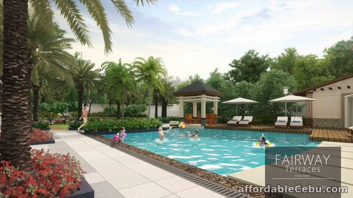 4th picture of Two Bedroom Inner Unit with Balcony in Fairway Terraces For Sale in Cebu, Philippines