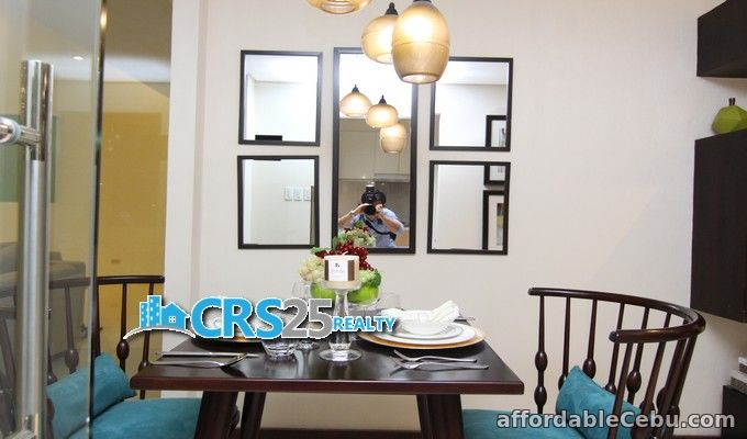 3rd picture of Executive  studio with balcony for sale in mactan lapulapu For Sale in Cebu, Philippines