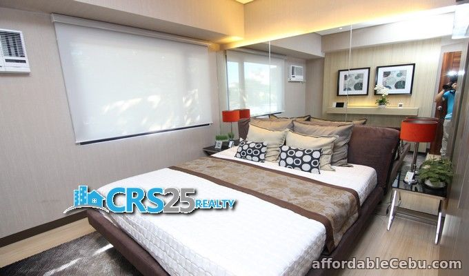 2nd picture of condo for sale in cebu city 1 bedrooms For Sale in Cebu, Philippines