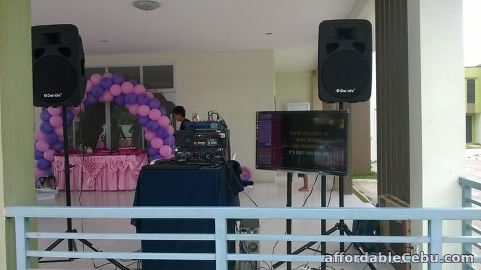 1st picture of Sounds + Computerized Karaoke For Rent in Cebu, Philippines