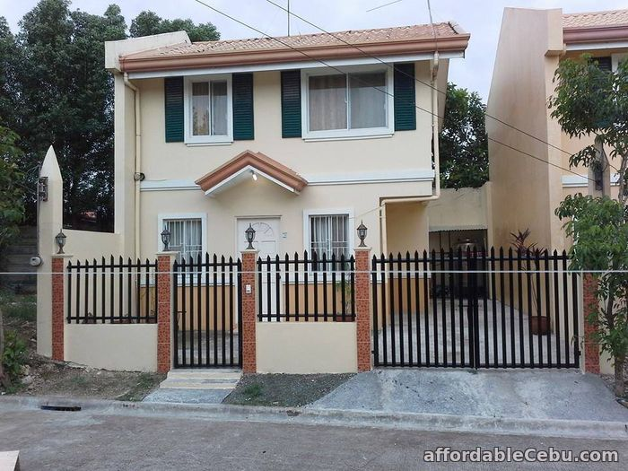 1st picture of For Rent P17K Single Detached Furnished House in Montserrat Camella Homes Pajac Lapu Lapu City For Rent in Cebu, Philippines