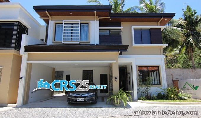 1st picture of 3 Storey Single Detached house for sale with 2 car garage For Sale in Cebu, Philippines