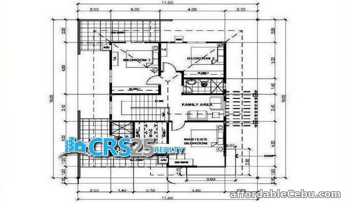 4th picture of South city homes 3 bedrooms house in Minglanilla cebu For Sale in Cebu, Philippines