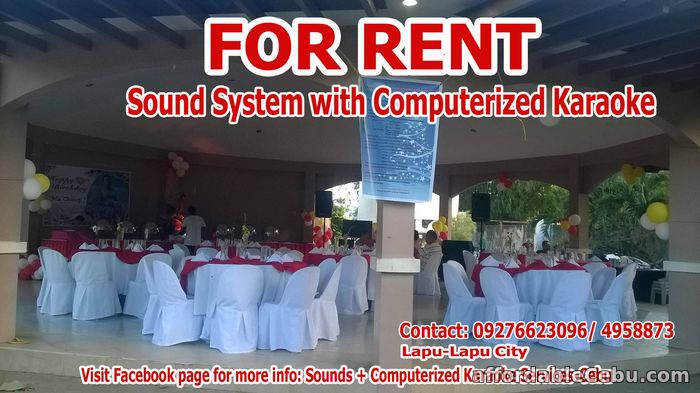 2nd picture of Sounds System For Rent Lapu-Lapu City For Rent in Cebu, Philippines