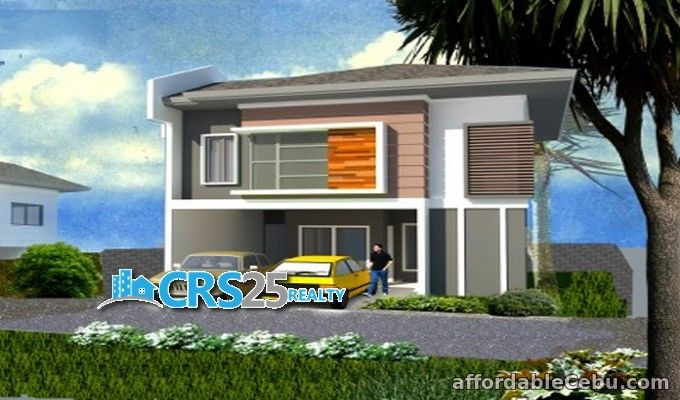 1st picture of 3 bedrooms single attched 2 storey house in Talamban cebu For Sale in Cebu, Philippines