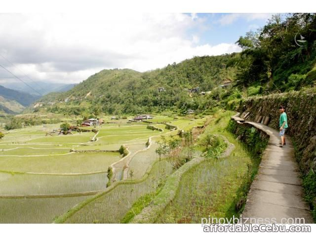 1st picture of Banaue tour, awarded for its mountain ecology Offer in Cebu, Philippines
