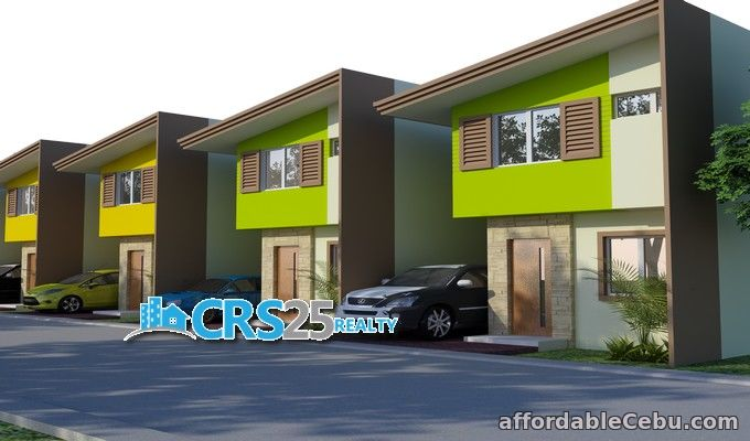 2nd picture of 3 bedroom house for sale 2 storey side attached For Sale in Cebu, Philippines