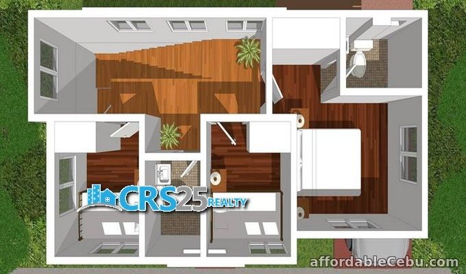 2nd picture of 2 storey single detached house in South Covina For Sale in Cebu, Philippines