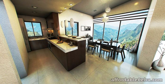 3rd picture of 3 level Downhill house for sale 4 bedrooms in cebu city For Sale in Cebu, Philippines