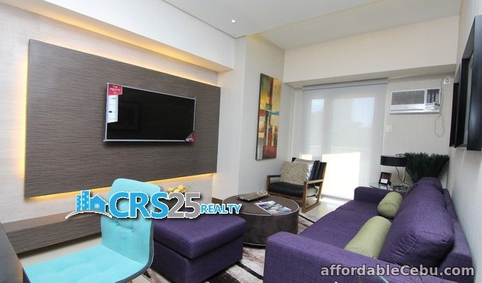 2nd picture of condo for sale in cebu city 1 bedroom For Sale in Cebu, Philippines