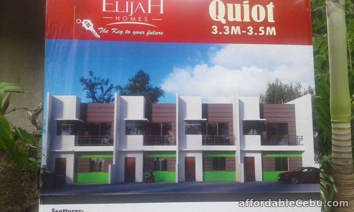 2nd picture of Elijah Homes in Quiot Pardo 3.3M For Sale in Cebu, Philippines