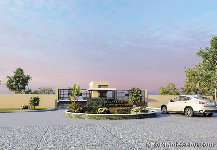 2nd picture of Lot only Subdivision Compostela Cebu price 2,800 For Sale in Cebu, Philippines
