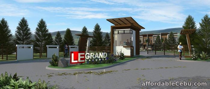 1st picture of Lot for sale at Legrand Heights in Mandaue City For Sale in Cebu, Philippines