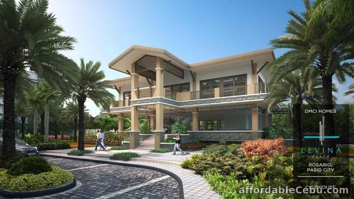 2nd picture of Two Bedroom Unit with Balcony For Sale in Levina Place For Sale in Cebu, Philippines