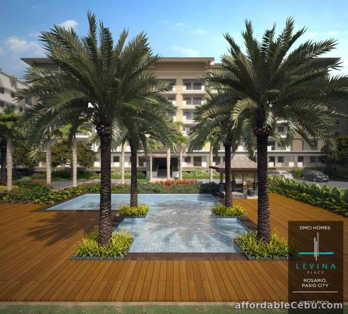 4th picture of Three Bedroom Unit with Two Balconies in Levina Place For Sale For Sale in Cebu, Philippines