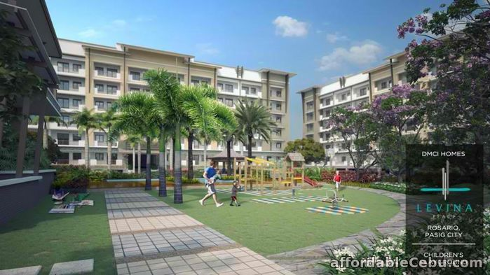 1st picture of Two Bedroom Unit with Balcony in Levina Place For Sale For Sale in Cebu, Philippines