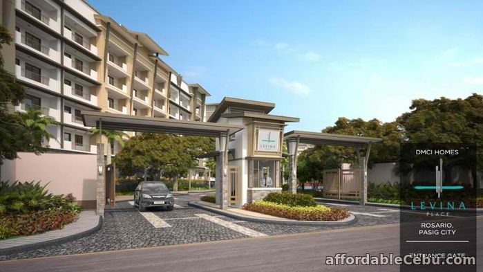 1st picture of Two Bedroom Unit with Balcony For Sale in Levina Place For Sale in Cebu, Philippines