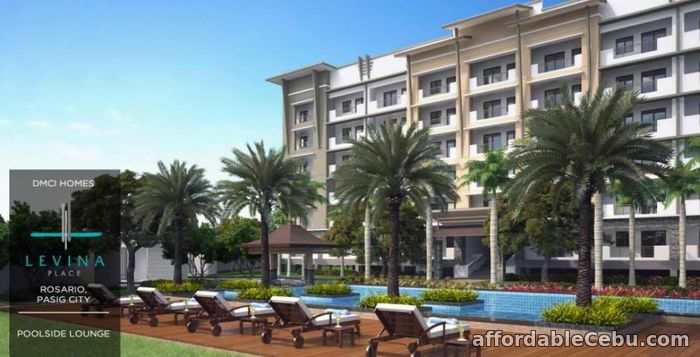 4th picture of Two Bedroom Unit with Balcony in Levina Place For Sale For Sale in Cebu, Philippines
