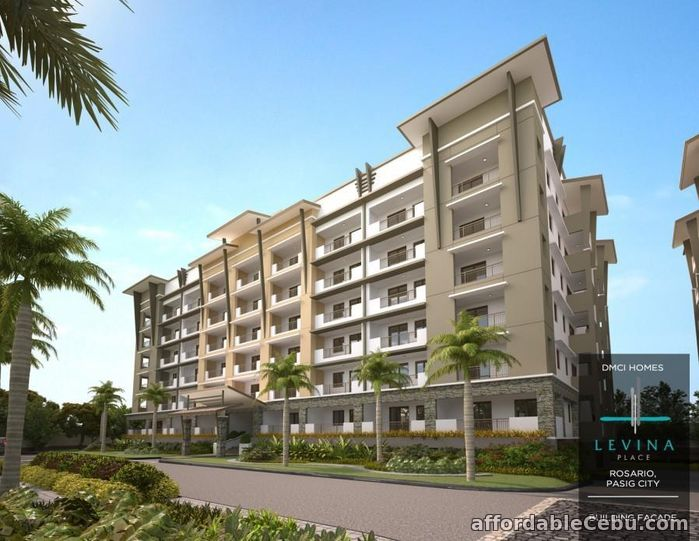 2nd picture of Two Bedroom Inner Unit with Balcony in Levina Place For Sale For Sale in Cebu, Philippines