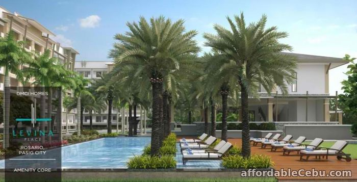 3rd picture of Two Bedroom Unit with Balcony For Sale in Levina Place For Sale in Cebu, Philippines