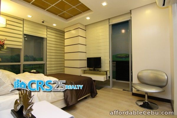 1st picture of One pacific  residences one bedroom for sale For Sale in Cebu, Philippines