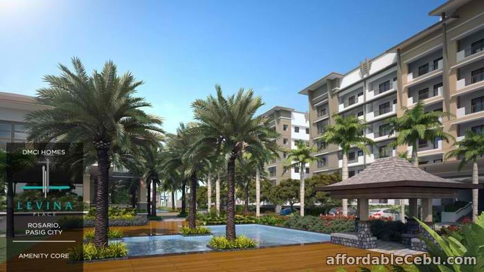 1st picture of Two Bedroom Inner Unit in Levina Place for Sale For Sale in Cebu, Philippines