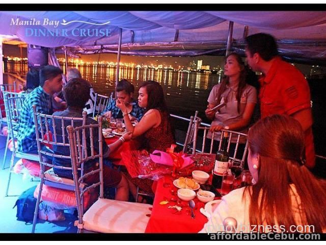 1st picture of Manila Bay dinner cruise, a feast to the senses Offer in Cebu, Philippines