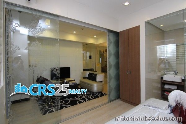5th picture of One pacific residences studio unit for sale For Sale in Cebu, Philippines