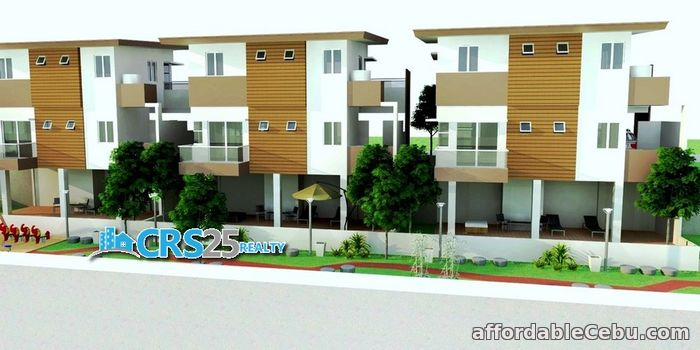 1st picture of house and lot for sale with basement For Sale in Cebu, Philippines