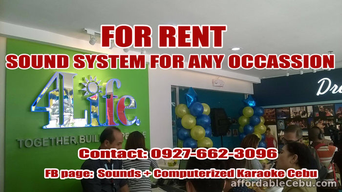 1st picture of LED TV For Rent Cebu For Rent in Cebu, Philippines