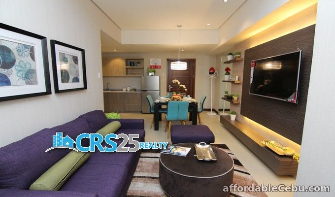 2nd picture of 1 bedroom condo for sale with swimming pool For Sale in Cebu, Philippines
