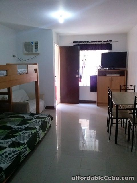 3rd picture of Cheap condominium on first floor For Rent in Cebu, Philippines