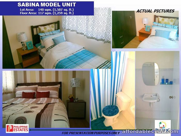 3rd picture of house for sale in pacific grand villas sabina model For Sale in Cebu, Philippines