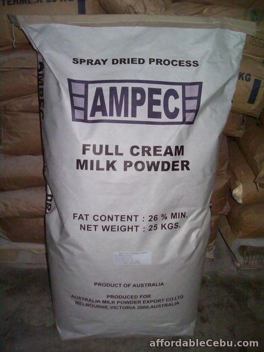 2nd picture of Full Cream Milk Powder Supplier For Sale in Cebu, Philippines