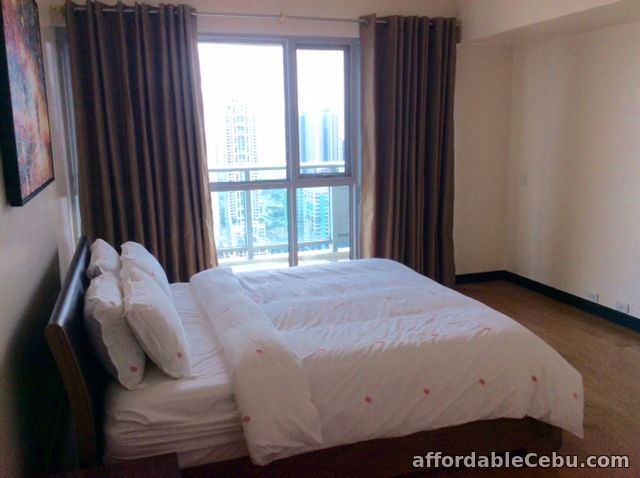 2nd picture of 3BR Unit in West Tower One Serendra For Sale, Taguig For Sale in Cebu, Philippines