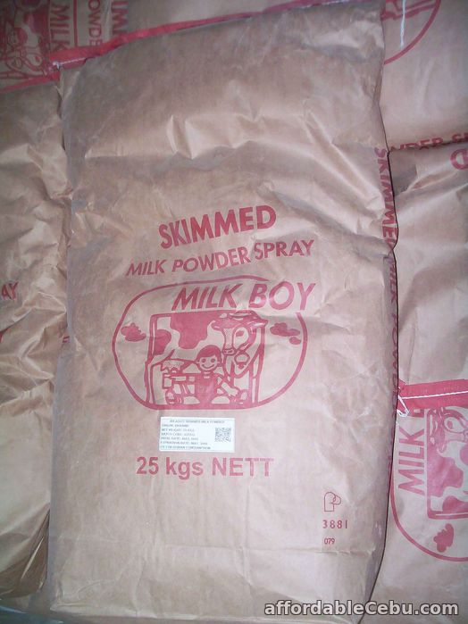 1st picture of MilkBoy Skimmed Milk Powder Supplier For Sale in Cebu, Philippines