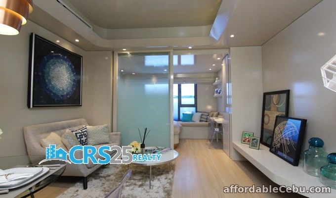 1st picture of 1 bedroom condo for sale with 25k Reservation only For Sale in Cebu, Philippines