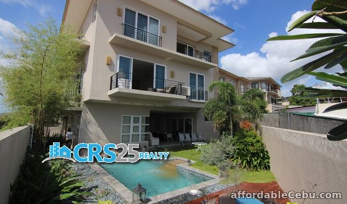 1st picture of house for sale 4 bedrooms with swimming pool For Sale in Cebu, Philippines