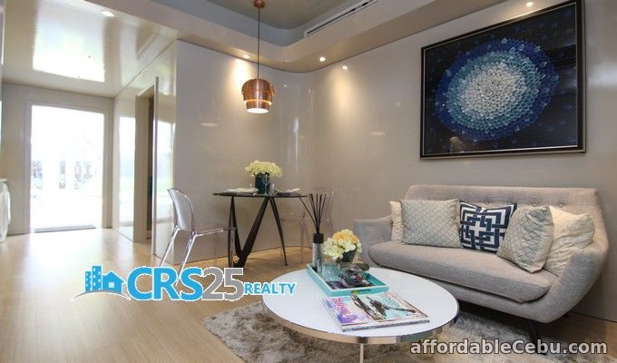 5th picture of 1 bedroom condo for sale with 25k Reservation only For Sale in Cebu, Philippines