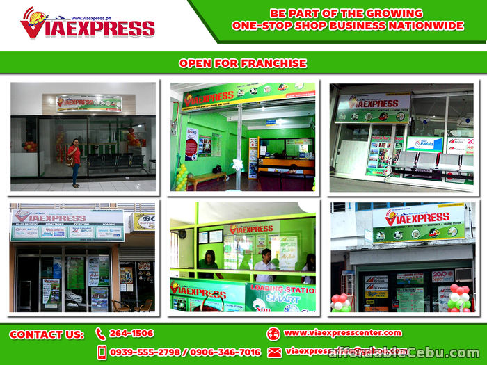 1st picture of Business Opportunity, Bills Payment, Ticketing, Remittance Offer in Cebu, Philippines