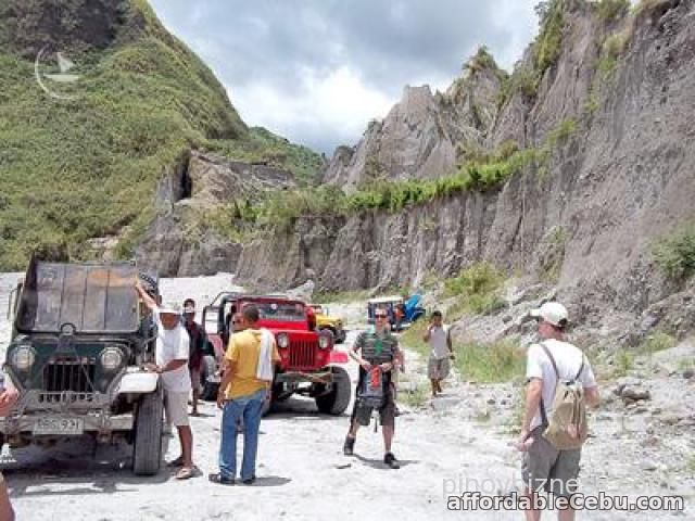 1st picture of Mt Pinatubo tour, one of the most destructive in the 20th century Offer in Cebu, Philippines