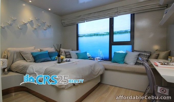 2nd picture of 1 bedroom condo for sale with 25k Reservation only For Sale in Cebu, Philippines