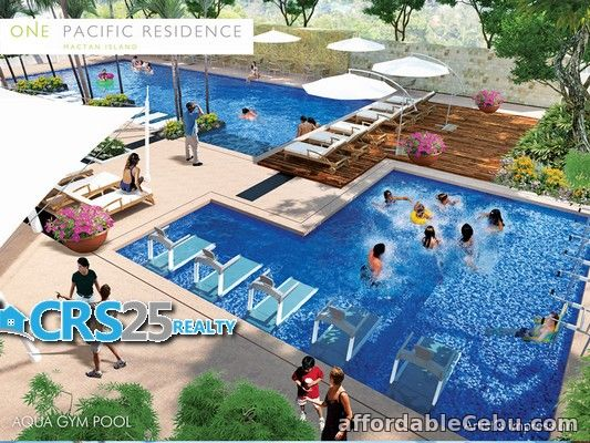 1st picture of One pacific  residences one bedroom for sale in cebu For Sale in Cebu, Philippines