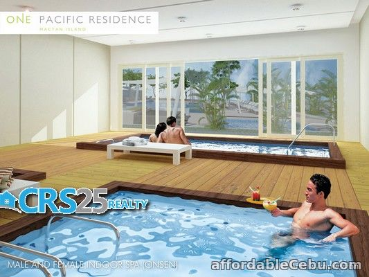 2nd picture of One pacific  residences one bedroom for sale in cebu For Sale in Cebu, Philippines