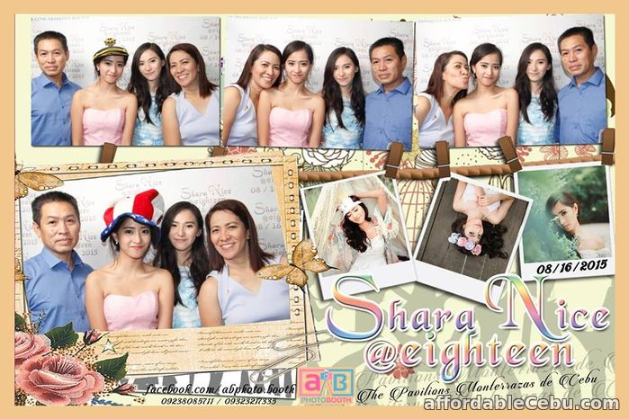 3rd picture of AB Photobooth Cebu Affordable Rates for All Occasions! Offer in Cebu, Philippines