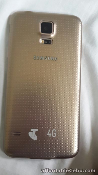 3rd picture of P8000 Used (Good Condition) Samsung S5 For Sale For Sale in Cebu, Philippines