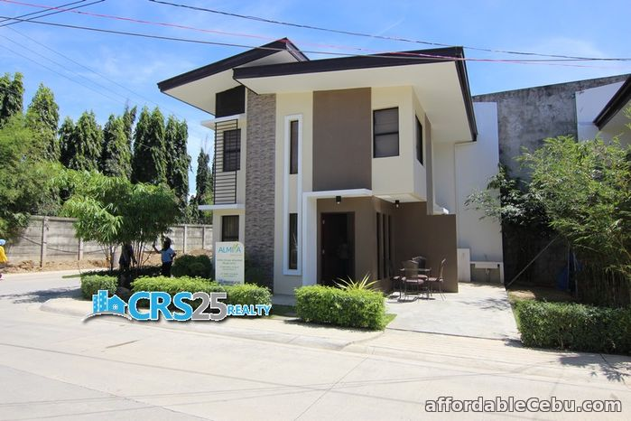 1st picture of Single attached house for sale in Almiya mandaue For Sale in Cebu, Philippines