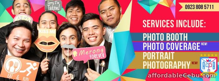5th picture of AB Photobooth Cebu Affordable Rates for All Occasions! Offer in Cebu, Philippines